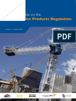 Construction Products Regulation Guidance Note 2013
