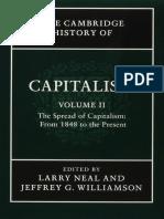 The Cambridge History of Capitalism Volume 2