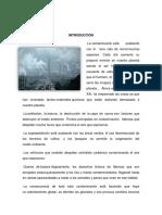 Contaminacion de Medio Ambiente