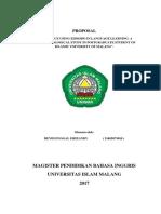 phenomenology research