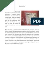 Insulation Report