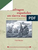 Nufragos españoles en tierra maya.pdf