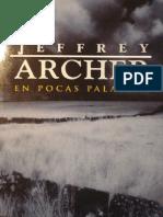 En Pocas Palabras - Jeffrey Archer
