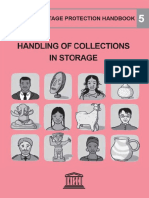 Handling of Collections in Storage