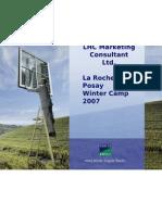 Case Study_La Roche-Posay Winter Camp 2007