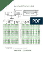 Flanges Series A150.pdf