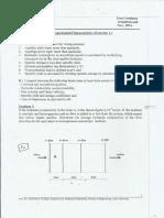 Hydrogeological Characteristics Sheet