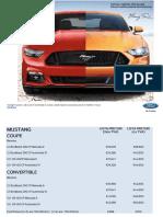 Preturi Public Mustang