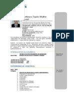 CV Walter Davd Arellanos Tapia (1)