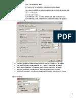 Dimensiones de Pistas y Discos de Contactos Proteus Ing. German Ospina Nova