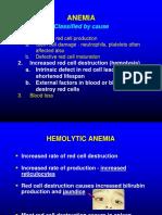 Anemia Clasification