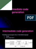 Intermediate Code