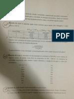 Físico-Química C - 1ª Prova