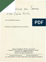 Discípulos Del Senor. Juan Carlos Ortiz .