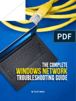 The Complete Windows Network Troubleshooting Guide II