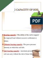 3.Bearing Capacity of Soil