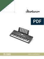 Clavier Startone Mk300 Fr(Thomann)