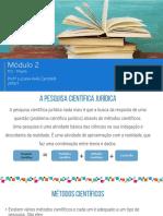 Modulo 2 Tcc Projeto - Iescfag - Luciana Zanotelli