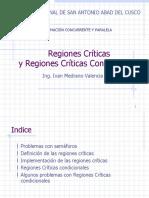 Region Critica Programacion Concurrente