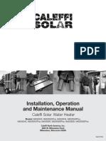 Handbook - Solar Thermal