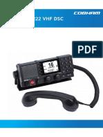 SAILOR 6222 VHF DSC