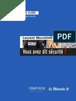MUCCHIELLI Laurent - Vous avez dit sécurité.pdf