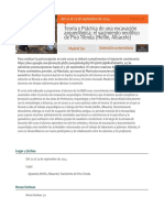 Teoría y Práctica de Una Excavación Arqueológica_ El Yacimiento Neolítico de Pico Tienda (Hellín, Albacete)