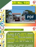 presentacion CECATI 100
