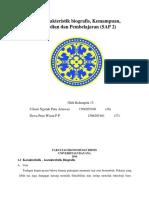 RMK SAP 2 Perilaku Organisasi