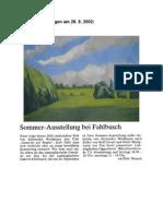 Sommer Fahlbusch 2002