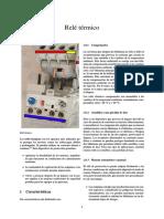 RELEVADORES TERMICOS DE SOBRECARGA.pdf