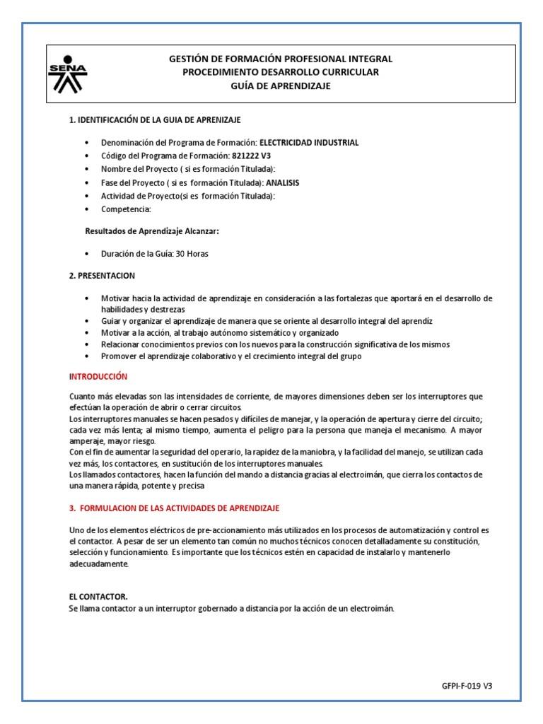 Fantástico Curriculum De Aprendiz De Electricista Imágenes - Ejemplo ...
