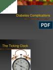 Blocks a 7 Lecture Diabetes Complications