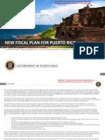 Enmiendas del plan fiscal