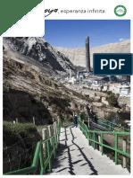 La Oroya remediación de suelos