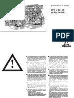 1011F Manual de Operador 0297 7394