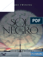 Sol Negro - James Twining