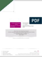 [Becerra & Torres] Un Estudio Longitudinal y Comparativo Sobre La Adaptación Psicosocial a Contextos Carcelarios