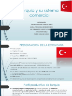 Turquía y Su Sistema Comercial