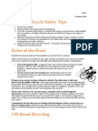 bicycle safety smithjustin