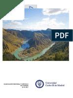 Estrategias y Actuaciones de La Comarca de La Sierra de Segura
