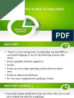 Php Basics Ppt