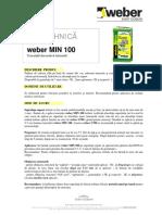 Min 100 - Decorativa Weber