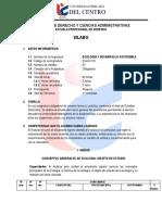 Egad 210 Ecologia y Desarrollo Sostenible