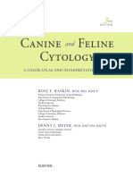 Canine and Feline Cytology, A Color Atlas and Interpretation Guide, 3rd Edition