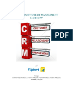 Customer Relationship Management_Group1