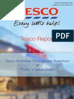 TESCO Value Chain Report