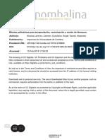 Capítulo 5 - Micelas Poliméricas Para Encapsulación, Vectorización y Cesión de Fármacos