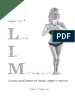 SLIM_ Camina Ligeramente en Mente Cuerpo y - Cher Chevalier
