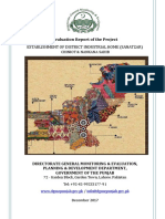 Evaluation Report - Establishment of DIH Nankana Sahib & Chinot